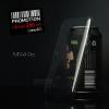เคส Meizu MX4 Pro เคสนิ่ม Super Slim TPU บางพิเศษ พร้อมจุด Pixel ขนาดเล็กด้านในเคสป้องกันเคสติดกับตัวเครื่อง สีดำใส
