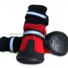รองเท้าสุนัขโต สีแดง (4 ข้าง)