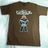 T-Shirt เสื้อยืดกันดั้ม เกรทมาชินก้า Great Mazinger (Zaku II) สุดเท่ห์ สีน้ำตาล จากร้าน GUNZU !!โปรโมชั่น Asia Street Fashion