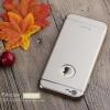 เคส iPhone 6 / 6S เคส iPaky เคสแข็งความยืดหยุ่นสูง (Hybrid Case) แบบ 3 ส่วน สีทอง