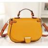 กระเป๋า Axixi กระเป๋าสไตล์ญี่ปุ่น และสไตล์เกาหลี สีเหลืองส้ม ร้าน Asia Street Fashion