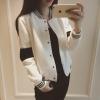 To Baby เสื้อกันหนาว เสื้อแขนยาว เสื้อคลุมแฟชั่น ผ้าฝ้าย (สีขาว)รุ่นDA16-8225