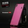 เคส Lenovo A7000 / A7000+ / K3NOTE เคสนิ่ม TPU สีชมพู