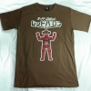 T-Shirt เสื้อยืดกันดั้ม ซุปเปอร์ โรบอท เรดบารอน Super Robot Red Baron สุดเท่ห์ สีน้ำตาล จากร้าน GUNZU !!โปรโมชั่น