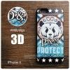 เคส iPhone 6 / 6S เคสนิ่ม สกรีนลาย 3D คุณภาพ พรีเมียม ลายที่ 5