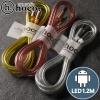 HOCO Quick Charge LED - สายชาร์จ Micro - USB