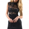 ZANZEA Women Sexy Casual Slim Half Sleeve Mini Women is Fashion Dresses