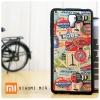 เคส Xiaomi MI4 เคสนิ่มพื้นผิวป้องกันการลื่น (Premium TPU) แบบ 2