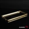 เคส Huawei P8 ขอบกันกระแทก Bumper (สีทอง / ขลิบทอง)