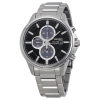 Seiko Men's SSC267 Solar-Power Stainless Steel Bracelet Watch