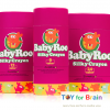 BabyRoo Silky Crayon (12 Colors) สีเครยอนมหัศจรรย์