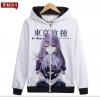 Preorder เสื้อกันหนาวฮู้ดมีซิป Tokyo Ghoul ver 9