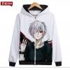 Preorder เสื้อกันหนาวฮู้ดมีซิป Tokyo Ghoul ver 7