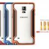 เคส Samsung Galaxy Note 4 Bumper Case กรอบบั๊มเปอร์กันกระแทก จาก Nillkin