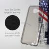 เคส Samsung Galaxy A9 Pro เคส Super Slim TPU พร้อมจุด Pixel ขนาดเล็กด้านในเคสป้องกันเคสติดกับตัวเครื่อง สีดำใส