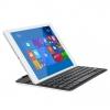 คีย์บอร์ดบูลทูธ สำหรับ Tablet 9.7 นิ้ว iPad Onda Teclast มีช่องวางตั้งได้เลย สีดำ