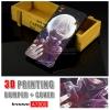 เคส Lenovo A7000 / A7000+ / K3 Note Bumper + Cover พิมพ์นูน สามมิติ (แบบสไลด์) ลาย U