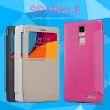 เคส Oppo R7 Plus เคสฝาพับ Nillkin Sparkle Flip Cover