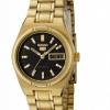 Seiko Women's SYM602K1 Automatic Gold Tone Watch