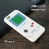 เคส iPhone 6 / 6S เคส Silicone TPU 3D สามมิติ (Realistic) ลาย Gameboy สีขาว