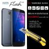ฟิล์มกระจกนิรภัยกันรอย Alcatel Onetouch Flash Plus แบบพิเศษขอบมน 9H Tempered Glass 2.5D