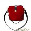BEAUTY SECRET D กระเป๋าแฟชั่่น รุ่น 15110 (สีแดง)