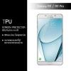 ฟิล์มกันรอย Samsung Galaxy A9 / A9 Pro แบบใส (วัสดุ TPU)