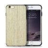 ROCK เคส iPhone 6/6S TPU ลายไม้ Nordic Walnut นิ่มมือ สวยหรู ส่งฟรี