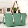 กระเป๋า Axixi กระเป๋าสไตล์ญี่ปุ่น และสไตล์เกาหลี มี 2 โทนสีให้เลือก สีผงยางออกโทนชมพูนิดๆ ตามรูป และสีเขียวหญ้า