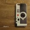 เคส iPhone 6 , 6s (4.7 นิ้ว) เคสนิ่ม TPU (Old School Series) ลาย กล้อง 2