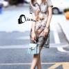Cliona made' - Pastoral Printing Flowers Shirt Dress - Long Dress