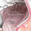 ผ้ารองเบาะรถยนต์สำหรับสัตว์เลี้ยง แบบ 2 ที่นั่ง