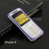เคส iPhone 5 / 5S / SE เคส TPU พิมพ์ลาย โทรศัพท์มือถือ