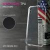 เคส HTC Desire 830 เคสนิ่ม Super Slim TPU บางพิเศษ พร้อมจุด Pixel ขนาดเล็กด้านในเคสป้องกันเคสติดกับตัวเครื่อง สีใส