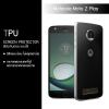 """ฟิล์มกันรอย Motorola Moto Z Play (5.5"""") แบบใส (วัสดุ TPU)"""