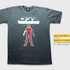 T-Shirt เสื้อยืดกันดั้ม Cobra คอบร้า จงอางสายฟ้า (Zaku II) สุดเท่ห์ สีเทา จากร้าน GUNZU !!โปรโมชั่น
