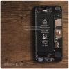 เคส iPhone 6 , 6s (4.7 นิ้ว) เคส (Old School Series) ลาย Circuit (Bumper ขอบยาง TPU)