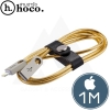 HOCO U8 Metal For Lightning - สายชาร์จ iPhone/iPad