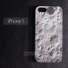 เคส iPhone 5/5S/SE เคสแข็ง Illusion ลายพื้นผิวดวงจันทร์