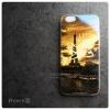 เคส iPhone 6 / 6S (4.7 นิ้ว) เคส TPU พื้นผิวเงาสะท้อน (Blu-ray Series) แบบที่ 3