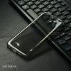 เคส HTC One A9 | เคสนิ่ม Super Slim TPU บางพิเศษ พร้อมจุด Pixel ขนาดเล็กด้านในเคสป้องกันเคสติดกับตัวเครื่อง สีดำใส