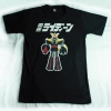 T-Shirt เสื้อยืดกันดั้ม Brave Raideen (Zaku II) สุดเท่ห์ สีเทาเข้ม จากร้าน GUNZU !!โปรโมชั่น