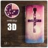 เคส Xiaomi MI 4 l เคสแข็งพิมพ์ลาย 3 มิติ แบบ 2