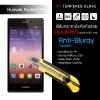 ฟิล์มกระจกนิรภัย-กันรอย Huawei Ascend P7 (แบบพิเศษ-กันแสงสีฟ้า) 9H Tempered Glass ขอบมน 2.5D (Anti-Bluray)