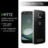 """ฟิล์มกันรอย Motorola Moto Z Play (5.5"""") แบบด้าน"""