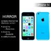 ฟิล์มกันรอย iPhone 5C แบบเงา (Mirror)