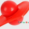 Balance jumping Ball บอลกระโดดทรงตัว Red