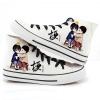รองเท้าผ้าใบ Tome note Yaoi ver7