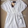 Lady Ribbon's Made Lace V Collar Korea blouse