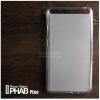 เคส Lenovo PHAB Plus เคสนิ่ม TPU สีเรียบ สีขาว